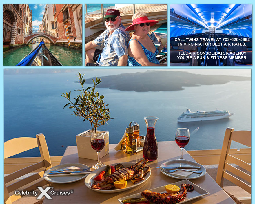 Celebrity infinity wine cruise excursions