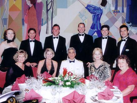 Royal Caribbean Cruise Dress Code Dinner Wallpaper
